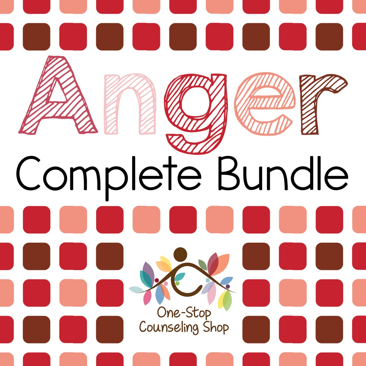New Product :: Anger Complete Bundles (K-2) and (3-5)